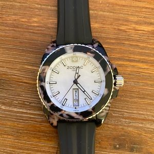 Zodiac Oversized Watch